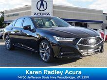2021_Acura_TLX_Advance_ Northern VA DC