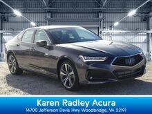 2021_Acura_TLX_Advance_ Woodbridge VA