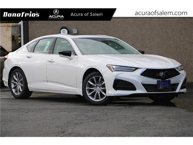 2021 Acura TLX Base Front-wheel Drive Sedan Salem OR