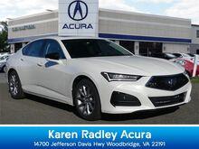 2021_Acura_TLX_Base_ Northern VA DC