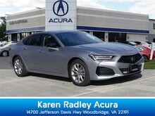 2021_Acura_TLX_Base_ Woodbridge VA