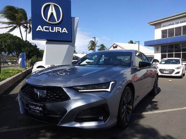 2021 Acura TLX FWD w/A-Spec Package Kahului HI