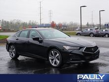 2021_Acura_TLX_SH-AWD w/Advance Package_ Highland Park IL