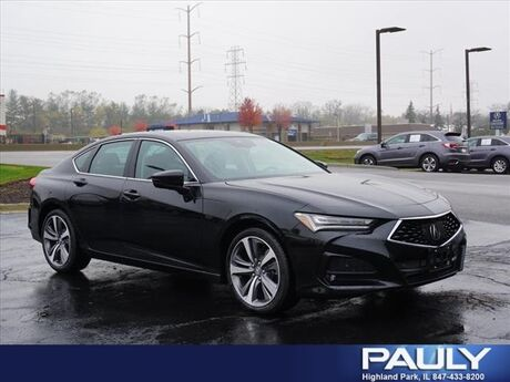 2021 Acura TLX SH-AWD w/Advance Package Highland Park IL