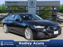 2021_Acura_TLX_Technology_ Falls Church VA