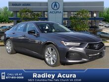 2021_Acura_TLX_Technology Package_ Falls Church VA