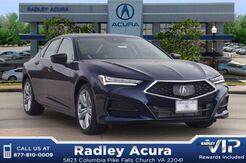 2021_Acura_TLX_Technology Package_ Falls Church VA