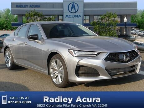 2021 Acura TLX Technology Package Falls Church VA