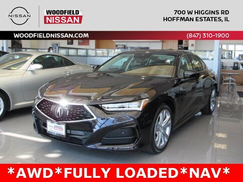 2021_Acura_TLX_Technology Package_ Hoffman Estates IL