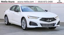 2021_Acura_TLX_Technology Package_ Roseville CA