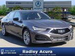 2021 Acura TLX Technology Package SH-AWD