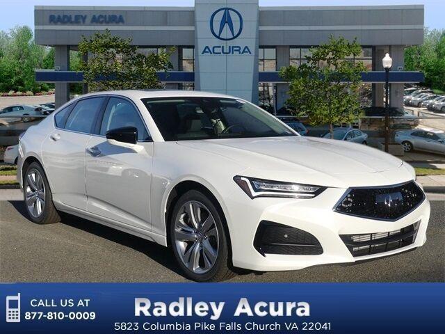 2021 Acura TLX Technology Package SH-AWD Falls Church VA