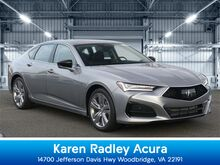 2021_Acura_TLX_Technology Package_ Northern VA DC
