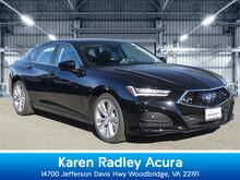 2021_Acura_TLX_Technology Package_ Woodbridge VA