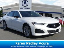 2021_Acura_TLX_Technology Package_ Woodbridge VA