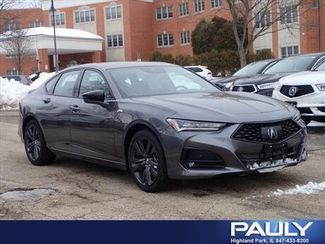 2021 Acura TLX w/A-Spec Package Highland Park IL