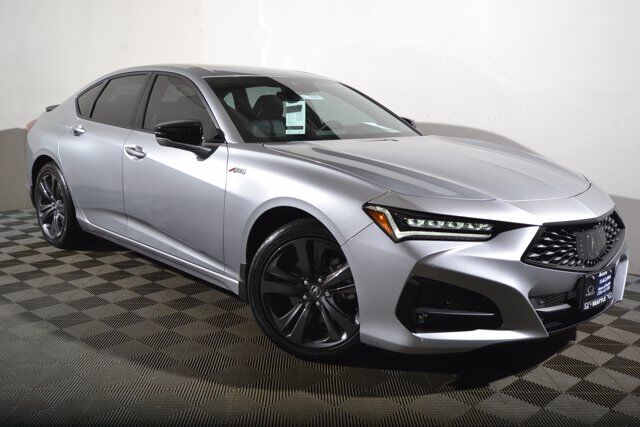 2021 Acura TLX w/A-Spec Package Seattle WA