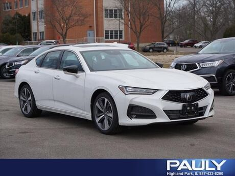 2021 Acura TLX w/Advance Package Highland Park IL