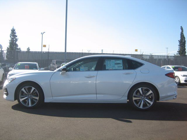2021 Acura TLX w/Advance Package Modesto CA