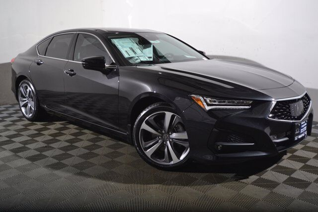 2021 Acura TLX w/Advance Package Seattle WA
