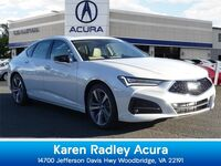 Acura TLX w/Advance Package 2021