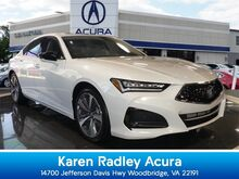 2021_Acura_TLX_w/Advance Package_ Woodbridge VA