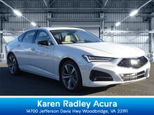 2021_Acura_TLX_w/ Advance Pkg_ Woodbridge VA