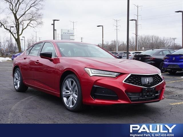 2021 Acura TLX w/Technology Package Highland Park IL