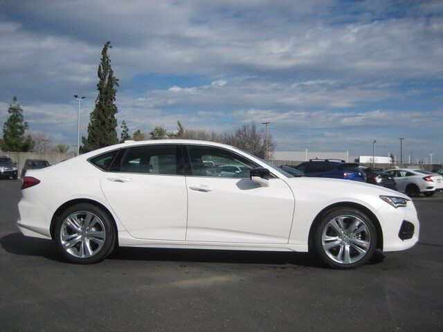 2021 Acura TLX w/Technology Package Modesto CA
