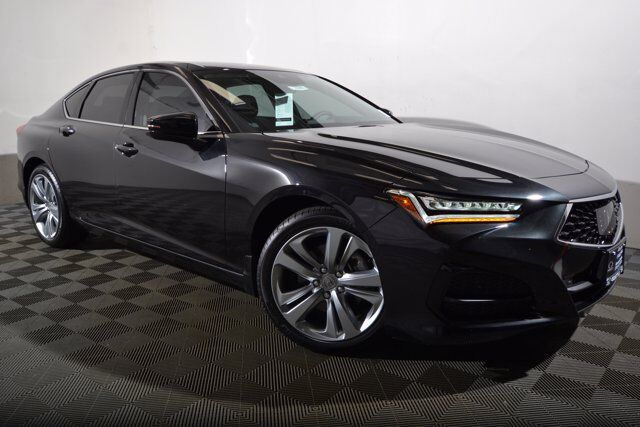 2021 Acura TLX w/Technology Package Seattle WA