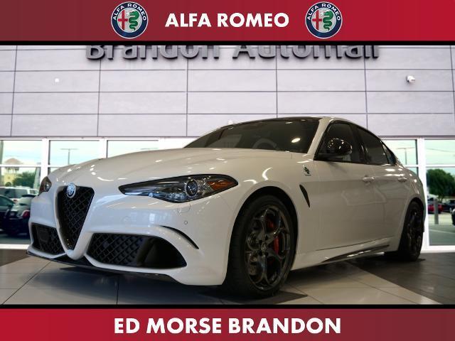 2021 Alfa Romeo Giulia Quadrifoglio Quadrifoglio Delray Beach FL