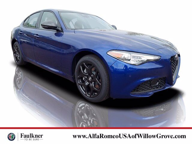 2021 Alfa Romeo Giulia SPRINT AWD Willow Grove PA