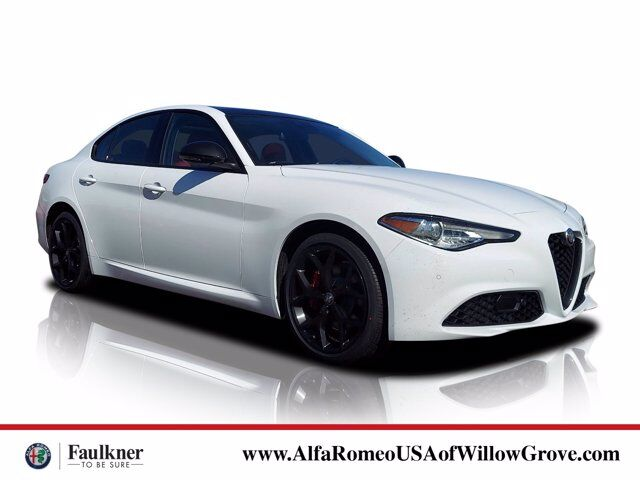 2021 Alfa Romeo Giulia TI AWD Willow Grove PA