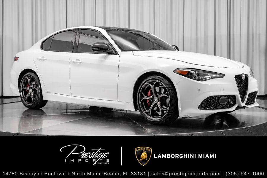 2021_Alfa Romeo_Giulia_Ti RWD_ North Miami FL