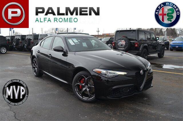 2021 Alfa Romeo Giulia Ti SPORT AWD Racine WI