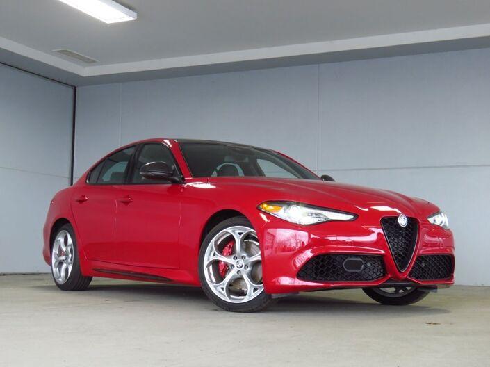 2021 Alfa Romeo Giulia Ti Sport Merriam KS