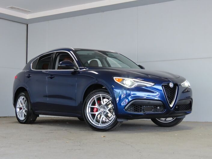 2021 Alfa Romeo Stelvio Ti Merriam KS