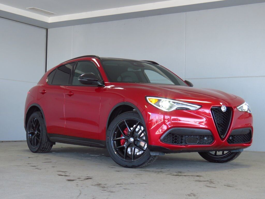 2021 Alfa Romeo Stelvio Ti SPORT AWD Merriam KS