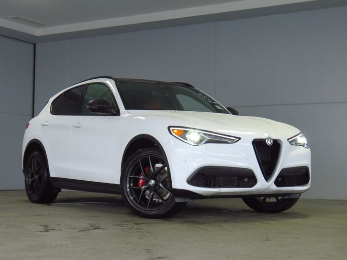 2021 Alfa Romeo Stelvio Ti Sport Merriam KS
