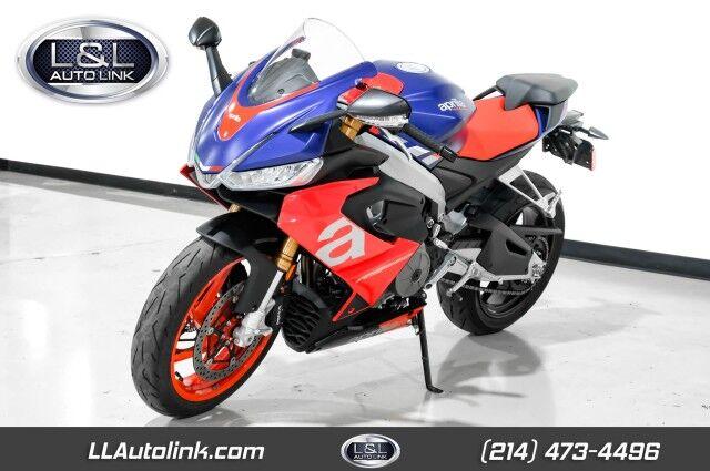 2021 Aprilia RS 660 RS 660 Lewisville TX