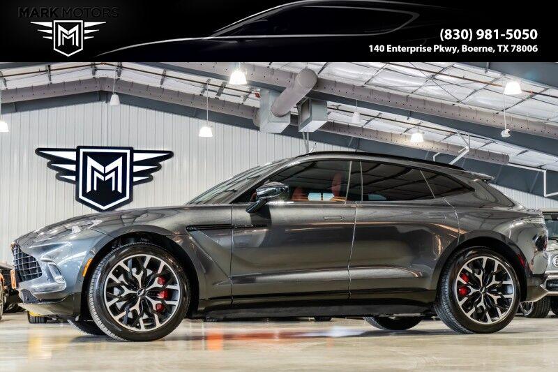 2021_Aston Martin_DBX__ Boerne TX