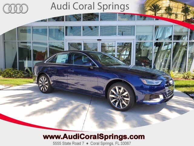 2021 Audi A4 Coral Springs FL