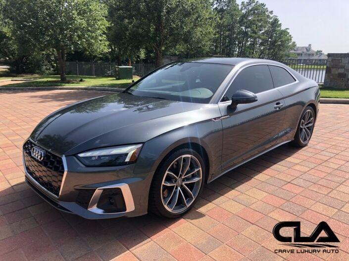 2021 Audi A5 Coupe S line Premium Plus The Woodlands TX