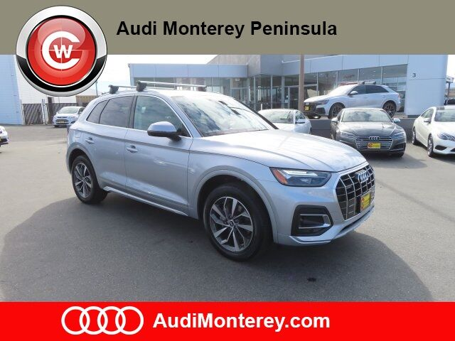 2021 Audi Q5 Seaside CA