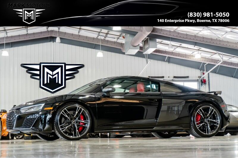 2021_Audi_R8_V10 performance Coupe_ Boerne TX