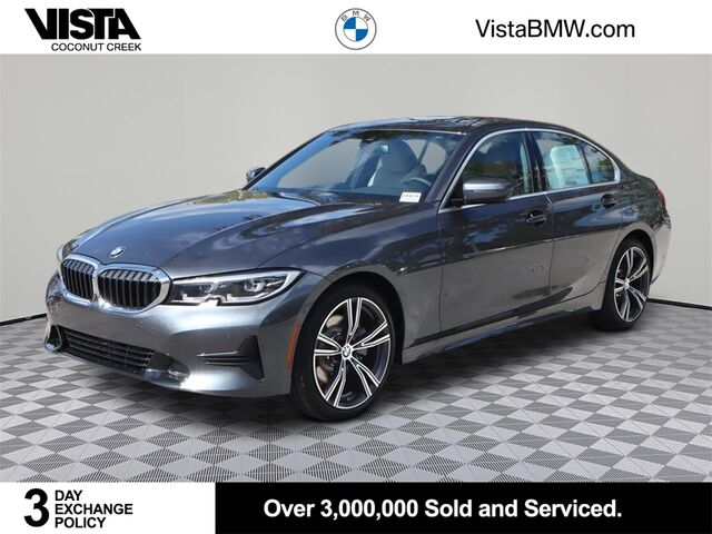 2021 BMW 3 Series 330i Coconut Creek FL
