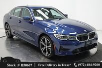 BMW 3 Series 330i SPORT LINE,NAV,CAM,SUNROOF,HTD STS,BLIND SPOT 2021