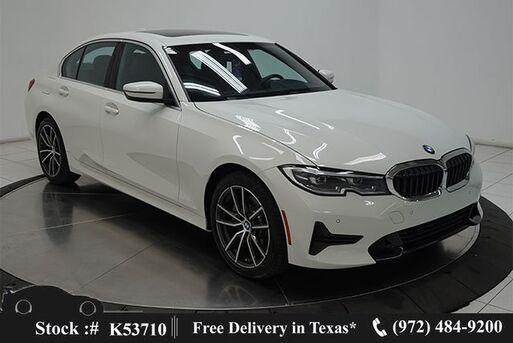 2021_BMW_3 Series_330i SPORT LINE,NAV,CAM,SUNROOF,PARK ASST,LED_ Plano TX