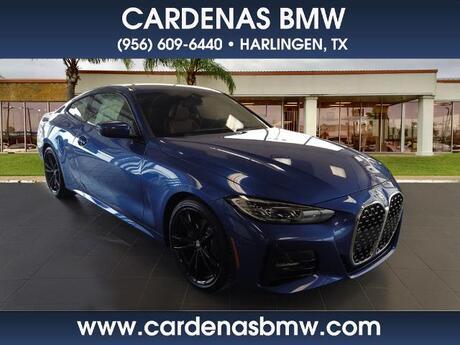 2021 BMW 4 Series 430i McAllen TX