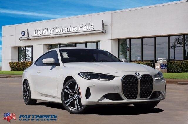2021 BMW 4 Series 430i Wichita Falls TX